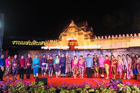 """ททท.สำนักงานลพบุรี ชวนแต่งไทยเที่ยวชมวังงาน """"แผ่นดินสมเด็จพระนารายณ์มหาราช"""" ครั้งที่ 32"""
