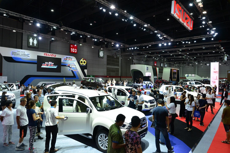 ยานยนต์ฯ จัดหนัก Big Motor Sale 2018  เต็มฮอลล์ ไบเทค 9 วัน 18-26 ส.ค.นี้