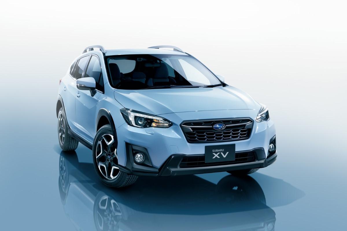 New Subaru XV  ปลายปีเจอกัน