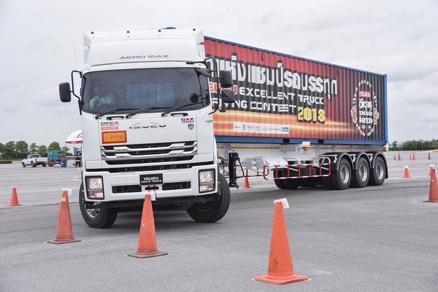 """เดินหน้า """"อีซูซุยอดนักขับมือทอง"""" ปีที่ 14 ค้นหาแชมป์นักขับรถบรรทุกมือหนึ่งของไทย ชิงรางวัลกว่าล้านบาท"""