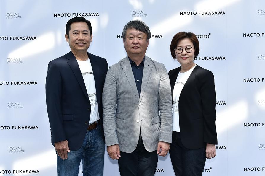 คอตโต้ จับมือ ดีไซน์เนอร์ระดับไอคอน Naoto Fukasawa เปิดตัวคอลเลกชั่นใหม่ OVAL หรูหราสไตล์มินิมอล