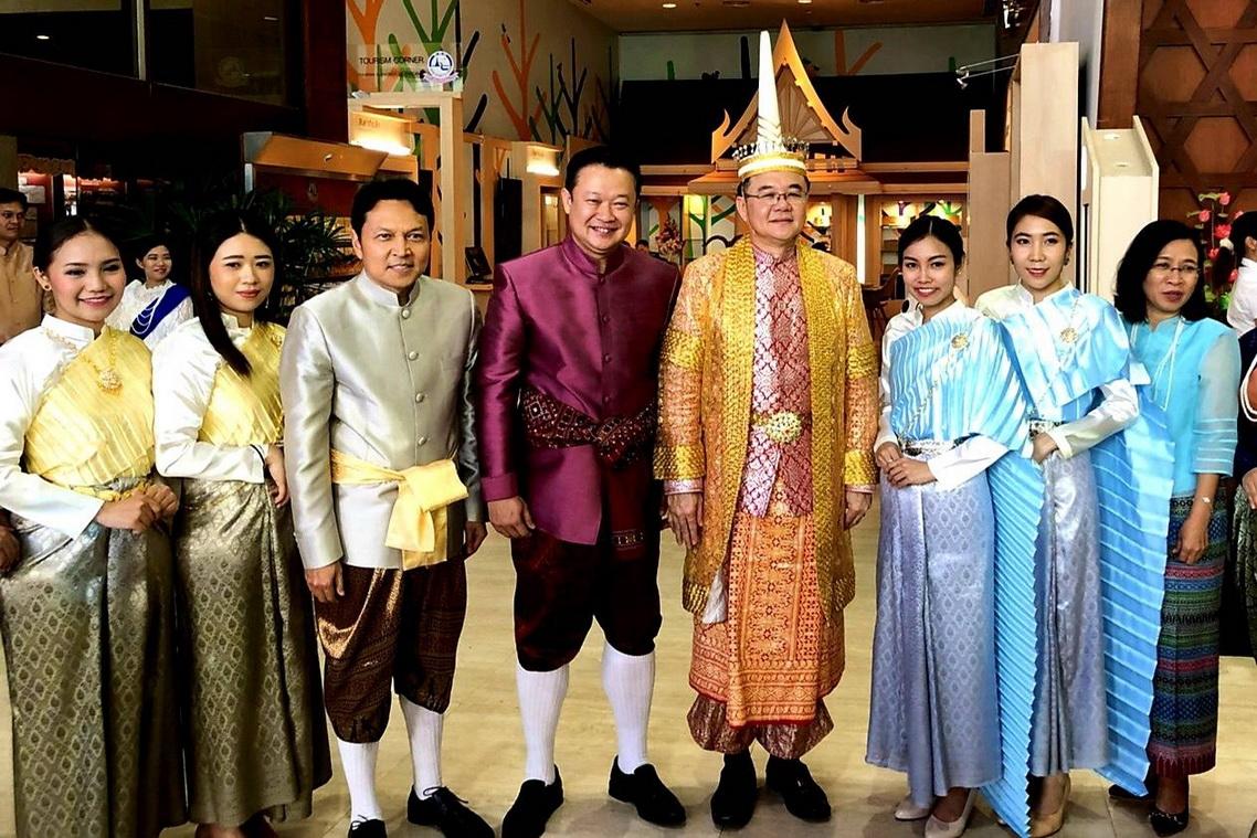 ททท. ชวนแต่งไทยไปเล่นสงกรานต์  คาดนักท่องเที่ยวเพิ่มร้อยละ 12