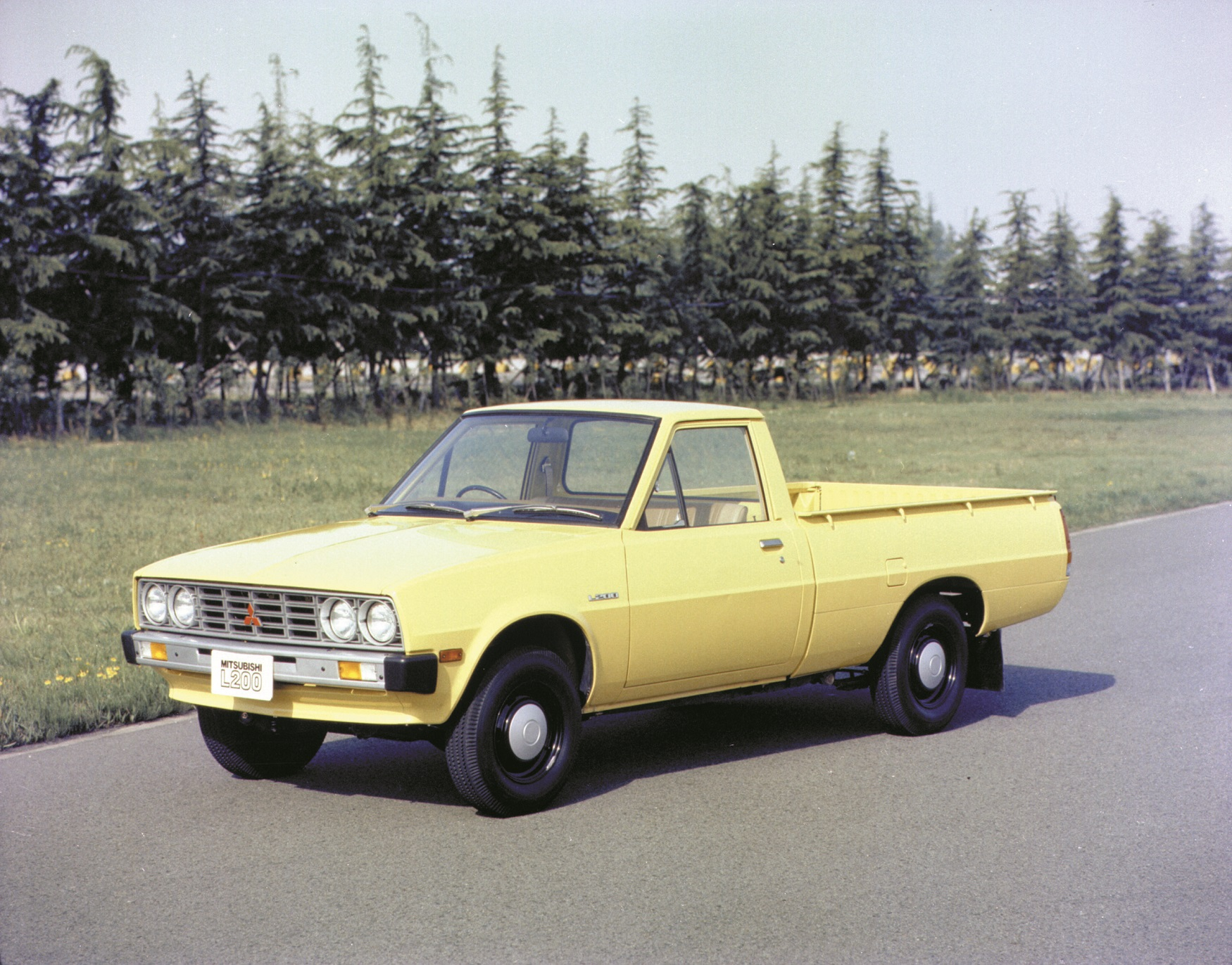 เปิดตำนาน 40 ปี รถกระบะมิตซูบิชิ สู่ปิกอัพโฉมใหม่เร็วๆนี้