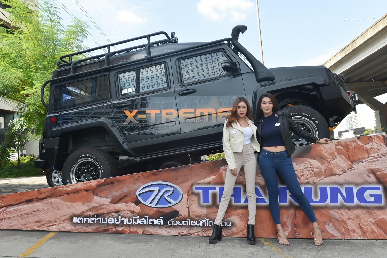 """""""ไทยรุ่ง จัดงาน Thai Rung Demo Car Clearance Sale 2019 """" ราคาพิเศษ วันที่ 19 – 27 ต.ค.นี้ โชว์รูมไทยรุ่งวิภาวดี"""