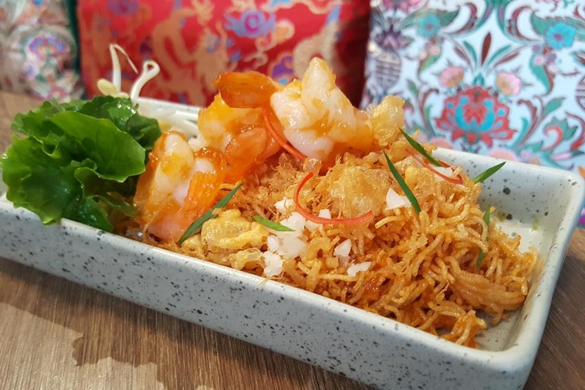 เปิดประสบการณ์ใหม่ท่ามกลางบรรยากาศร้านอาหารสไตล์ไทย-ไชนีส เฮอริเทจ ที่ร้านอาหาร นายห้าง @ ล้ง1919