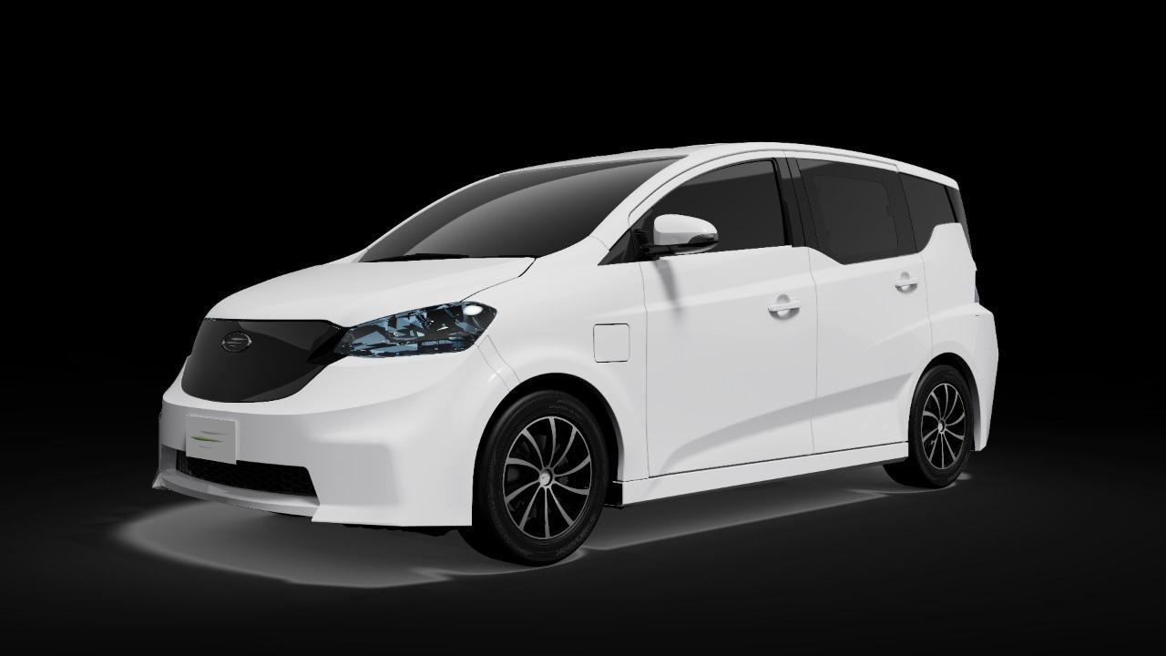 """EA เดินหน้า รถยนต์ไฟฟ้า"""" MINE"""" รุ่น SPA 1 เปิดจองคร้ังแรก-เลือกสีตามใจชอบ"""