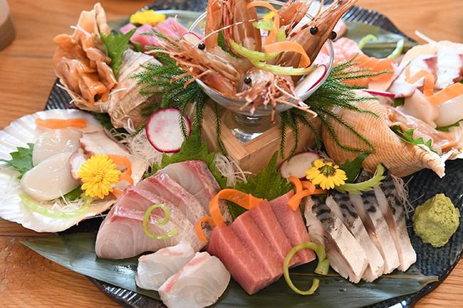 ลิ้มลองอาหารญี่ปุ่นระดับไฮเอนด์จากรสมือเชฟกระทะเหล็กประเทศญี่ปุ่นที่ Nagomi Japanese Restaurant