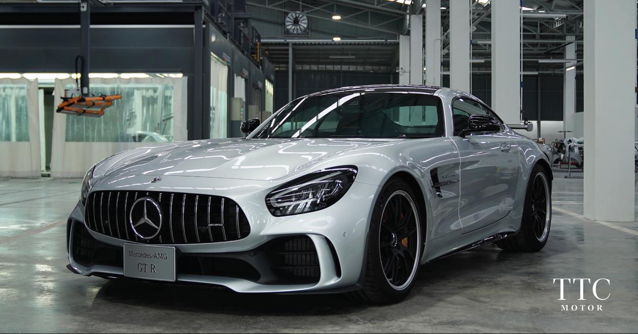 TTC Motor พร้อมส่งมอบ Mercedes- AMG GT R Facelift  มีให้เลือกมากกว่าใคร จองวันนี้รับรถทันที