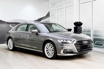 The new Audi A8 L   ซีดานลักซ์ชัวรี่ขีดสุด