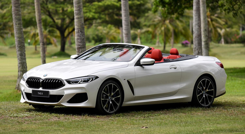 BMW Xpo 2019 ลุยเซ็นทรัลเวิลด์ 12-15 ก.ย.นี้ ชูสปอร์ตตัวเด่น M850i xDrive Convertible