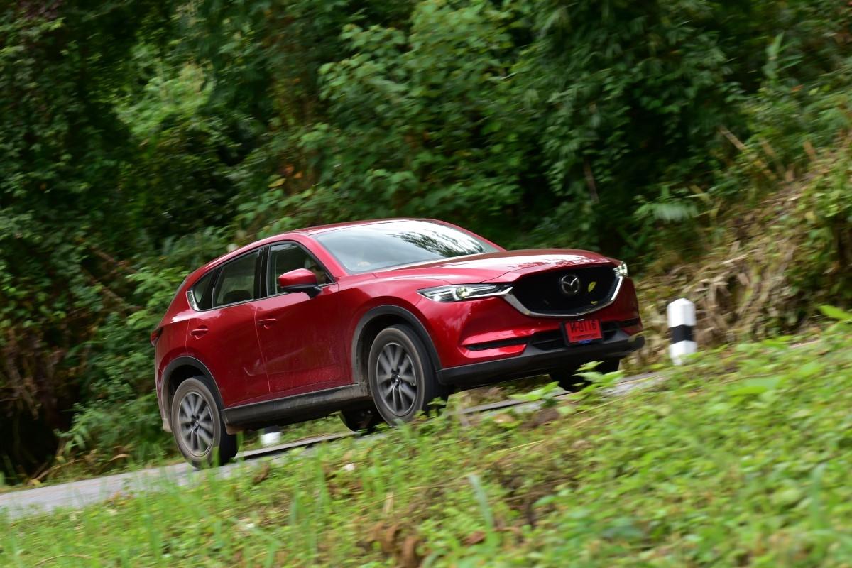 New Mazda CX-5 SUV ที่ตอบทุกโจทย์