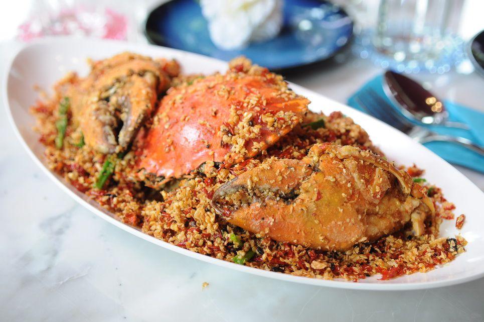 ดื่มด่ำความสุขกับอาหารไทยพื้นบ้านต้นตำรับ อำแดงไต้ฝุ่น @ สุขุมวิท 32