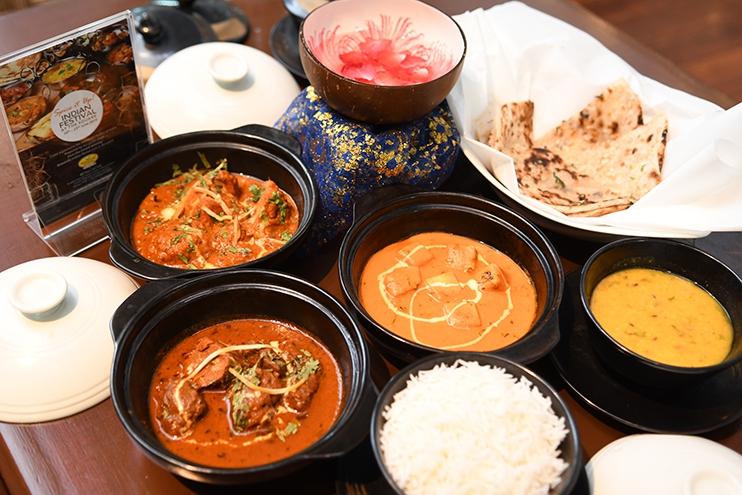 สัมผัสอรรถรสอาหารอินเดีย ท่ามกลางบรรยากาศ และสีสันเทศกาลอาหารแดนภารตะ ที่ห้องอาหารเดอะสแควร์