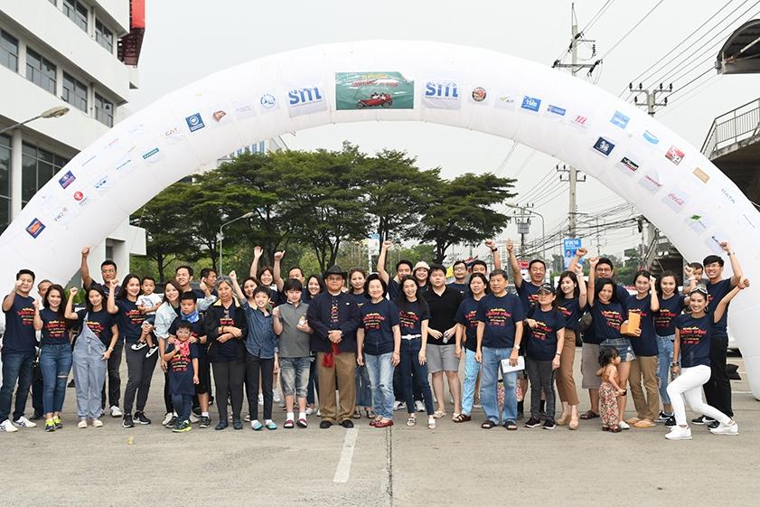 """ท่องเที่ยววิถีไทย ใครไม่ใหญ่ """"เขาใหญ่"""" ไปสูดโอโซน ทำกิจกรรม CSR กับ SM Rally ครั้งที่ 11"""