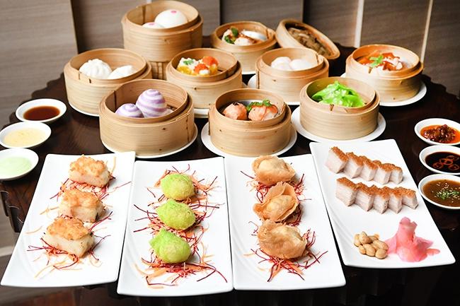 สวรรค์ของคนรักติ่มซำ  The Mulberry Chinese Cuisine @ The Berkeley Hotel Pratunam