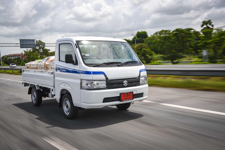 """""""All New Suzuki Carry """" ใหม่ มินิทรัค ขวัญใจชาว SME """"พร้อมเคียงข้างทุกเส้นทางฝัน"""""""