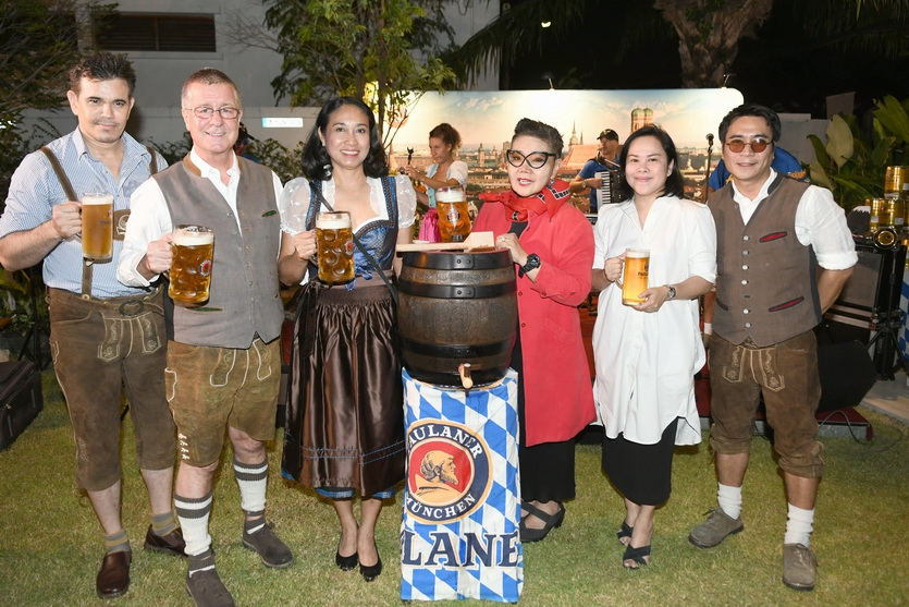 พอลาเนอร์ ฉลองใหญ่ครบรอบ 20 ปี Oktoberfest Thailand