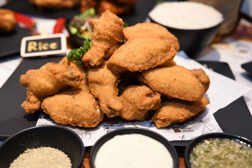 เคียวโซน ไก่ทอดสัญชาติเกาหลี ที่ต้องลิ้มลอง