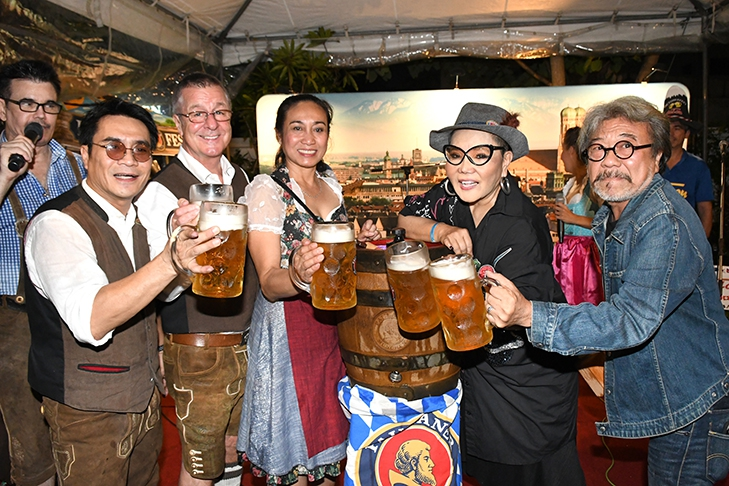 Paulaner Garden จัดงานเทศกาลเบียร์ระดับโลก Oktoberfest 2019