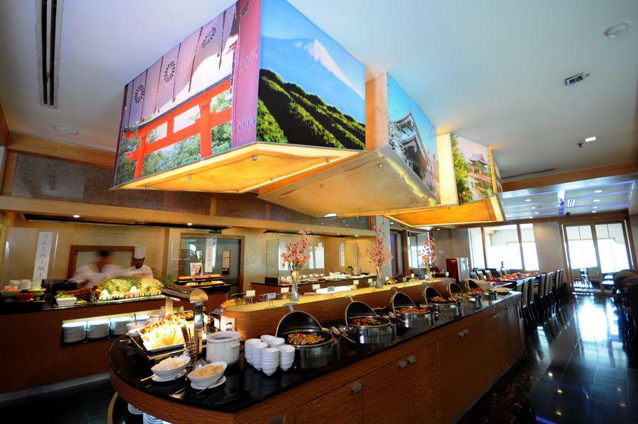 ลิ้มลองอรรถรสอาหารญี่ปุ่นระดับพรีเมี่ยมกับ Premium sushi & Buffet a la carte ที่ห้องอาหารโมริ กริลล์