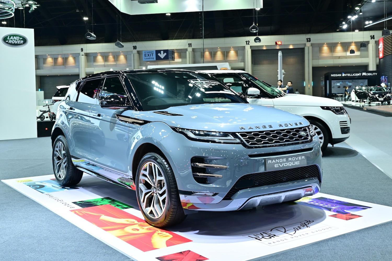 เปิดตัวหรู New Range Rover Evoque ราคาเริ่ม 3.999 ล้านบาท