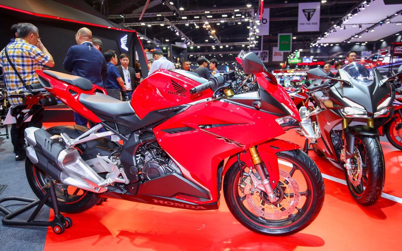ฮอนด้าเปิดตัวสปอร์ตนำเข้าญี่ปุ่น New Honda CBR250RR กระหึ่มงานมอเตอร์โชว์ 2019