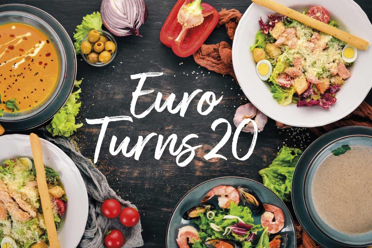 ต้อนรับศักราชใหม่ กับโปรโมชั่น Euro Turn 20