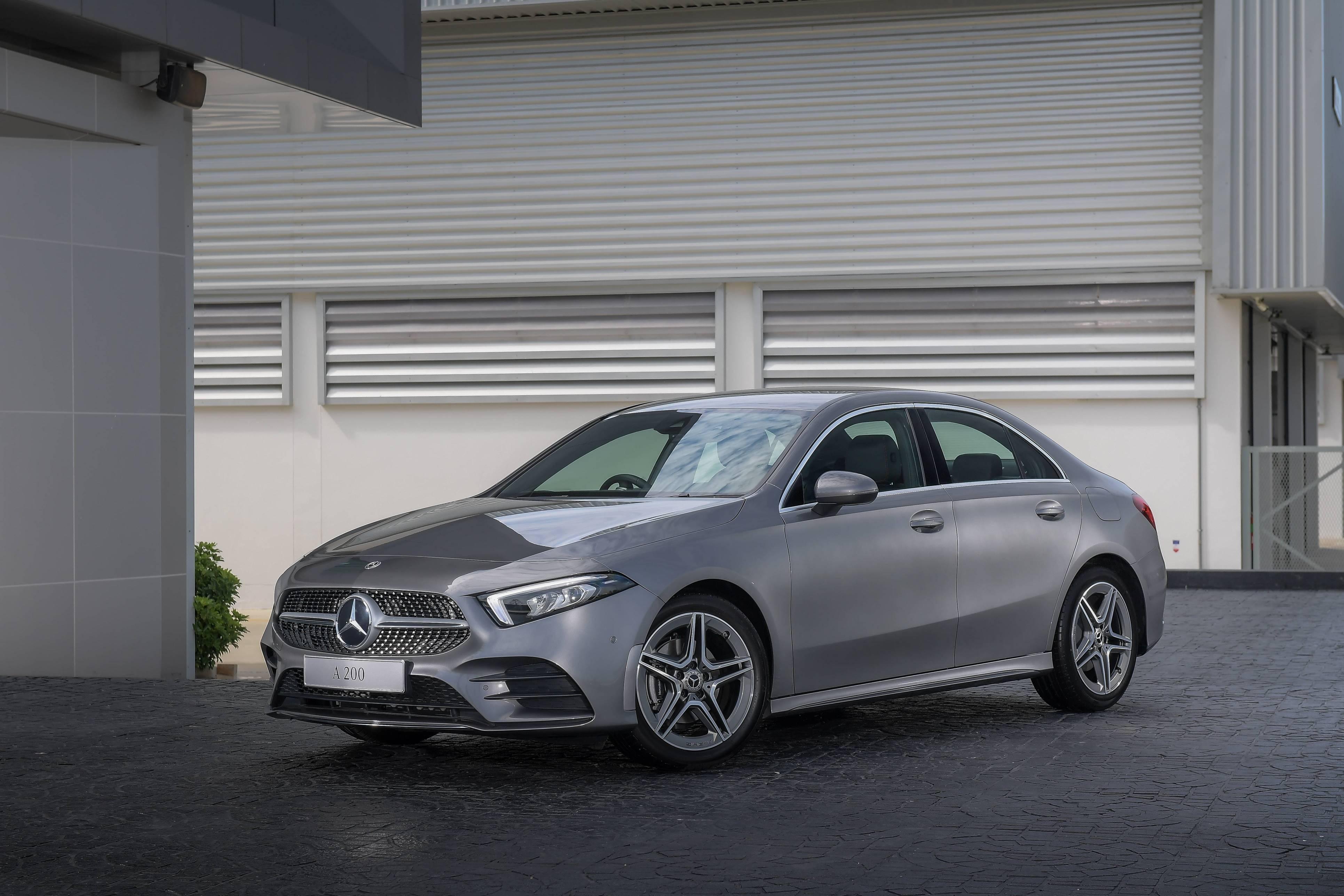 """""""เบนซ์"""" เปิดตัว The new Mercedes-Benz A-Class เจเนอเรชันที่ 4  พรีเมี่ยมคอมแพ็คคาร์สุดหรู"""