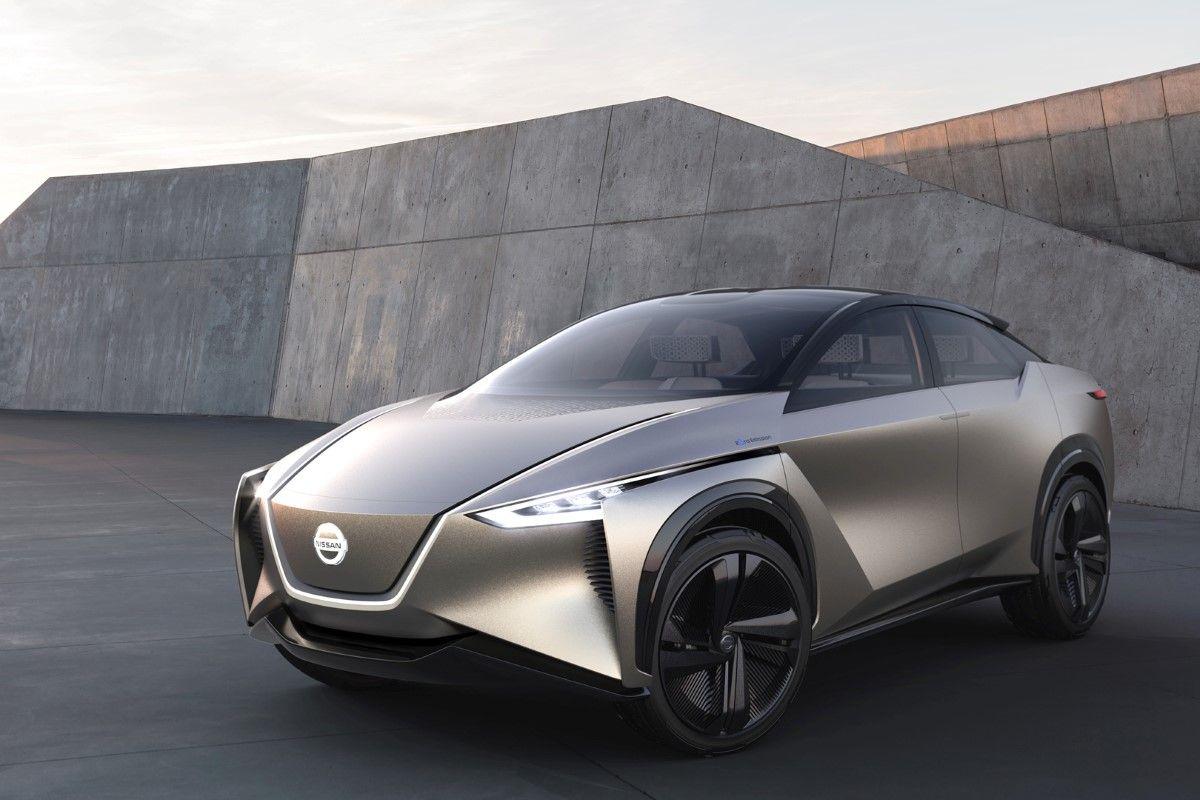 รถยนต์ต้นแบบ นิสสัน ไอเอ็มเอ็กซ์ คุโร เปิดตัวครั้งแรกในงาน เจนีวา มอเตอร์โชว์
