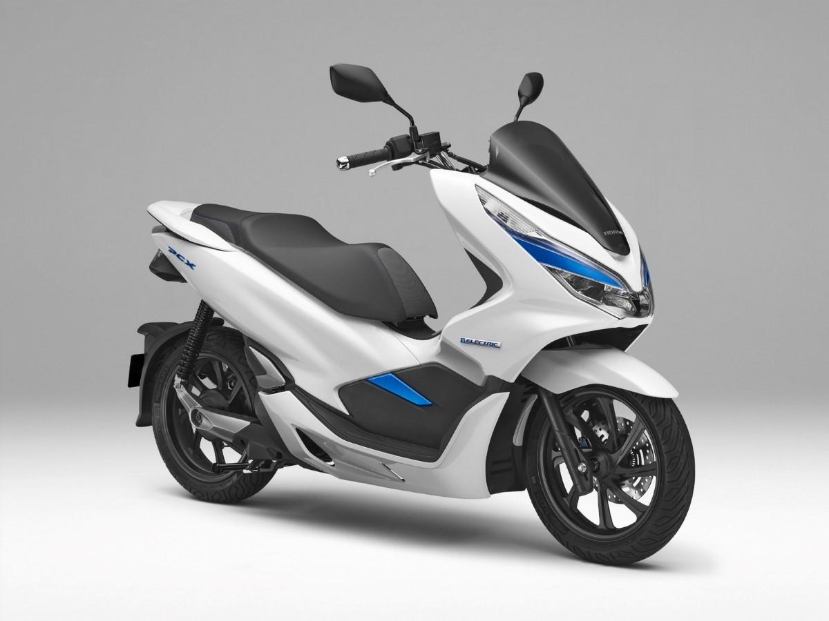 ฮอนด้า เปิดโฉมใหม่ PCX Hybrid ,PCX EV
