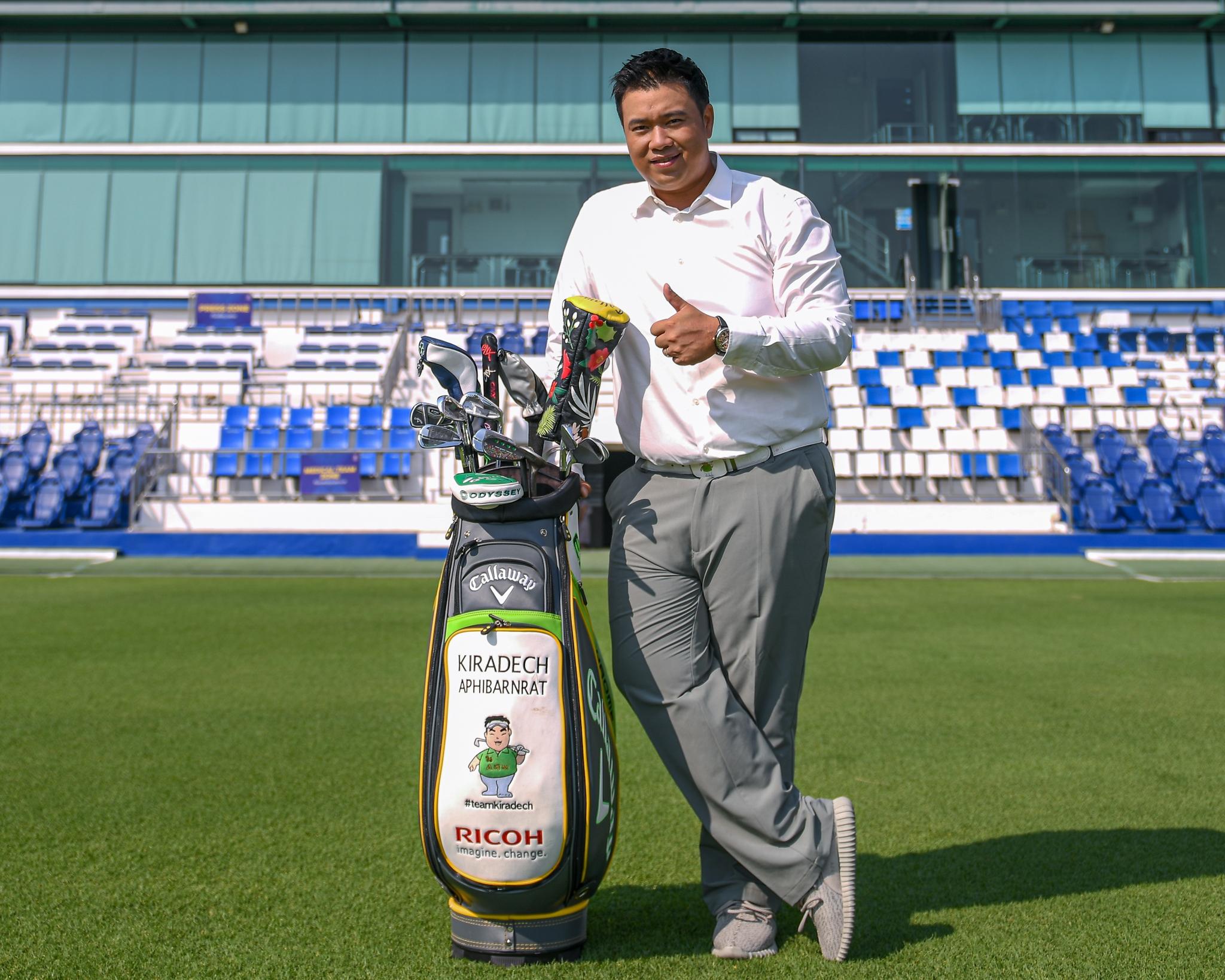 BGC มุ่งพัฒนาศักยภาพนักกอล์ฟไทย หนุน โปรอาร์ม ลุยศึกกอล์ฟระดับโลก
