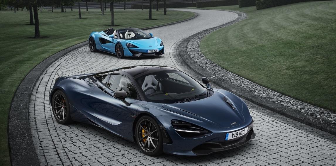 เปิดตัว McLaren 720S สปอร์ตสุดขั้ว 26.5 ล้านบาท