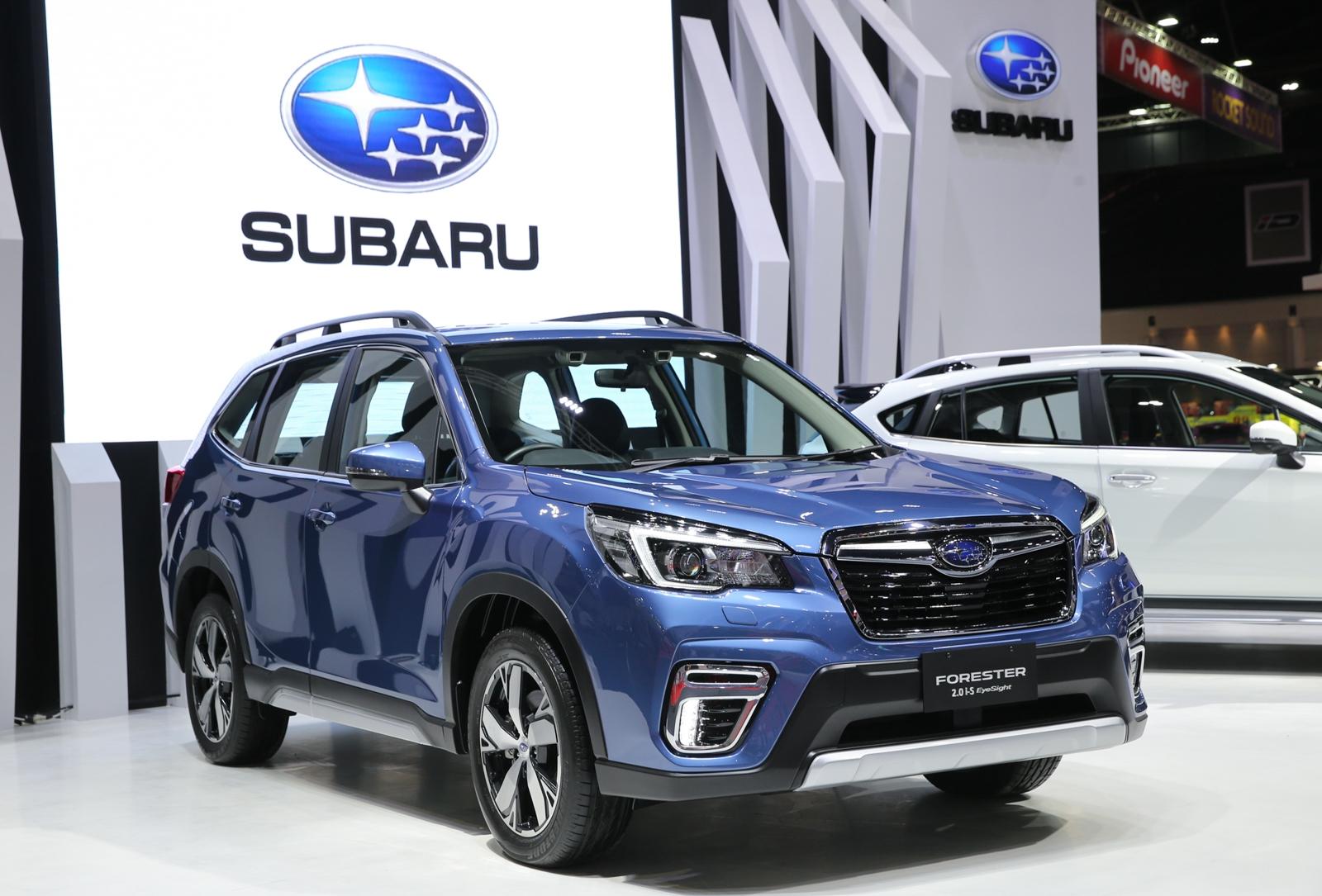 ซูบารุ เผยโฉมชุดแต่งต้นแบบ Subaru XV GT Edition Prototype งานมอเตอร์โชว์ ครั้งที่ 40