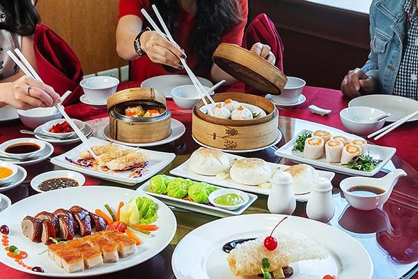 โปรโมชั่นฉลองตรุษจีน ห้องอาหารจีนไชน่าพาเลซ โรงแรมปรินซ์พาเลซ