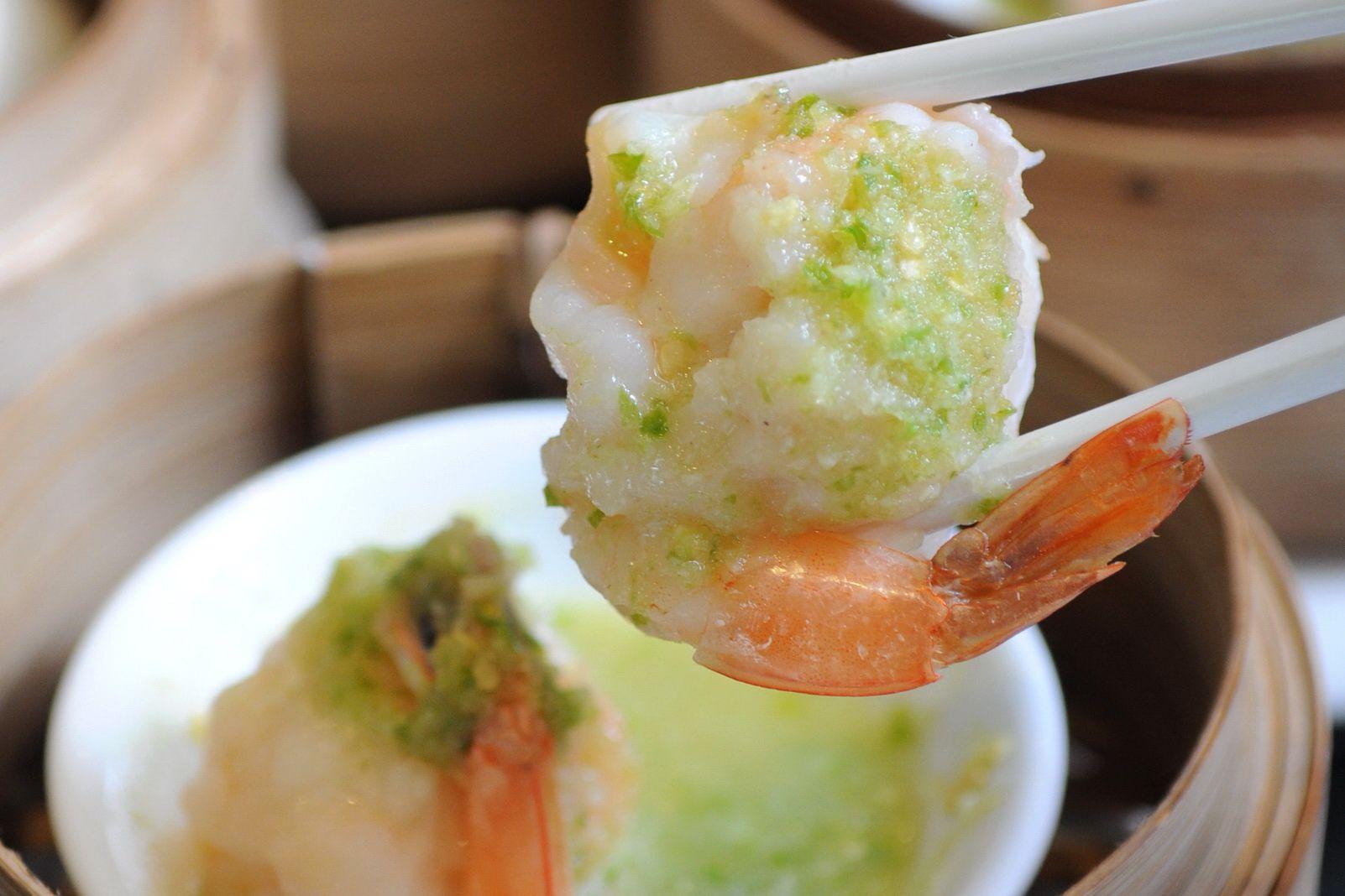 ความสุขเต็มอิ่มกับบุฟเฟ่ต์ติ่มซำ all you can eat @ ห้องอาหารจีน หยก