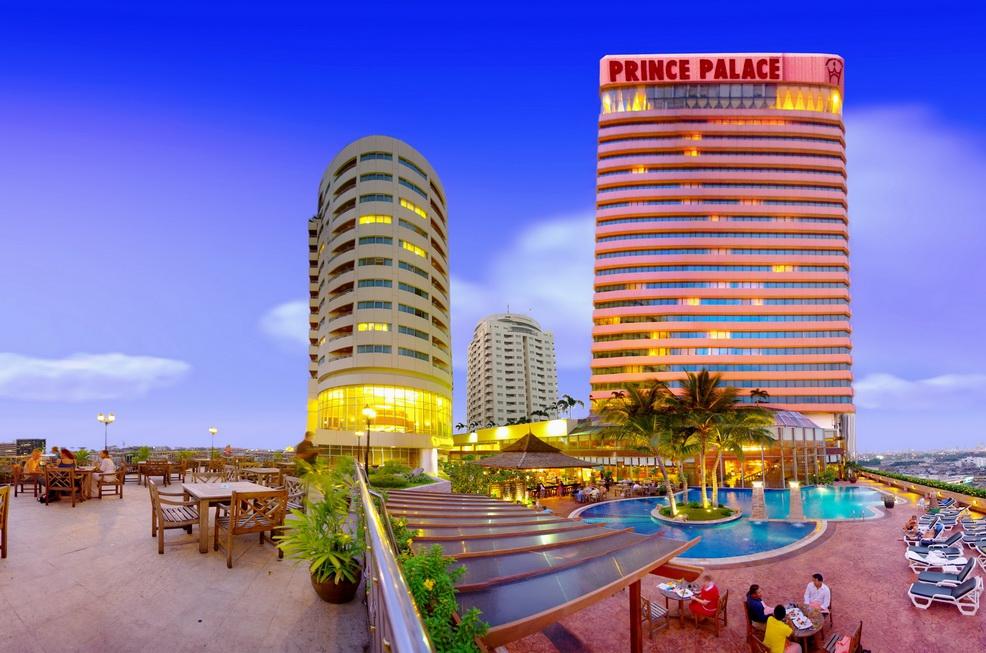 เติมความสุขที่สัมผัสได้ด้วยใจ Prince Palace Hotel