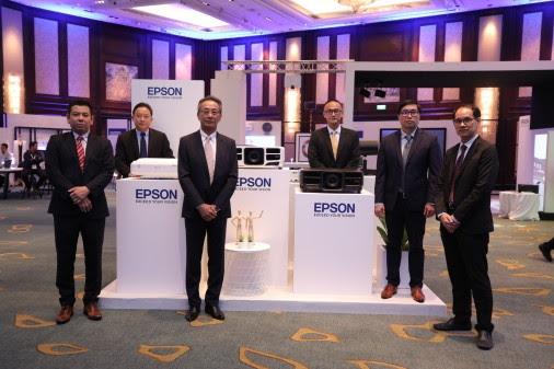 เอปสันเนรมิตงาน Epson's Regional Laser Projection Showcase 2019 โชว์ศักยภาพ เลเซอร์โปรเจคเตอร์สุดตระการตา